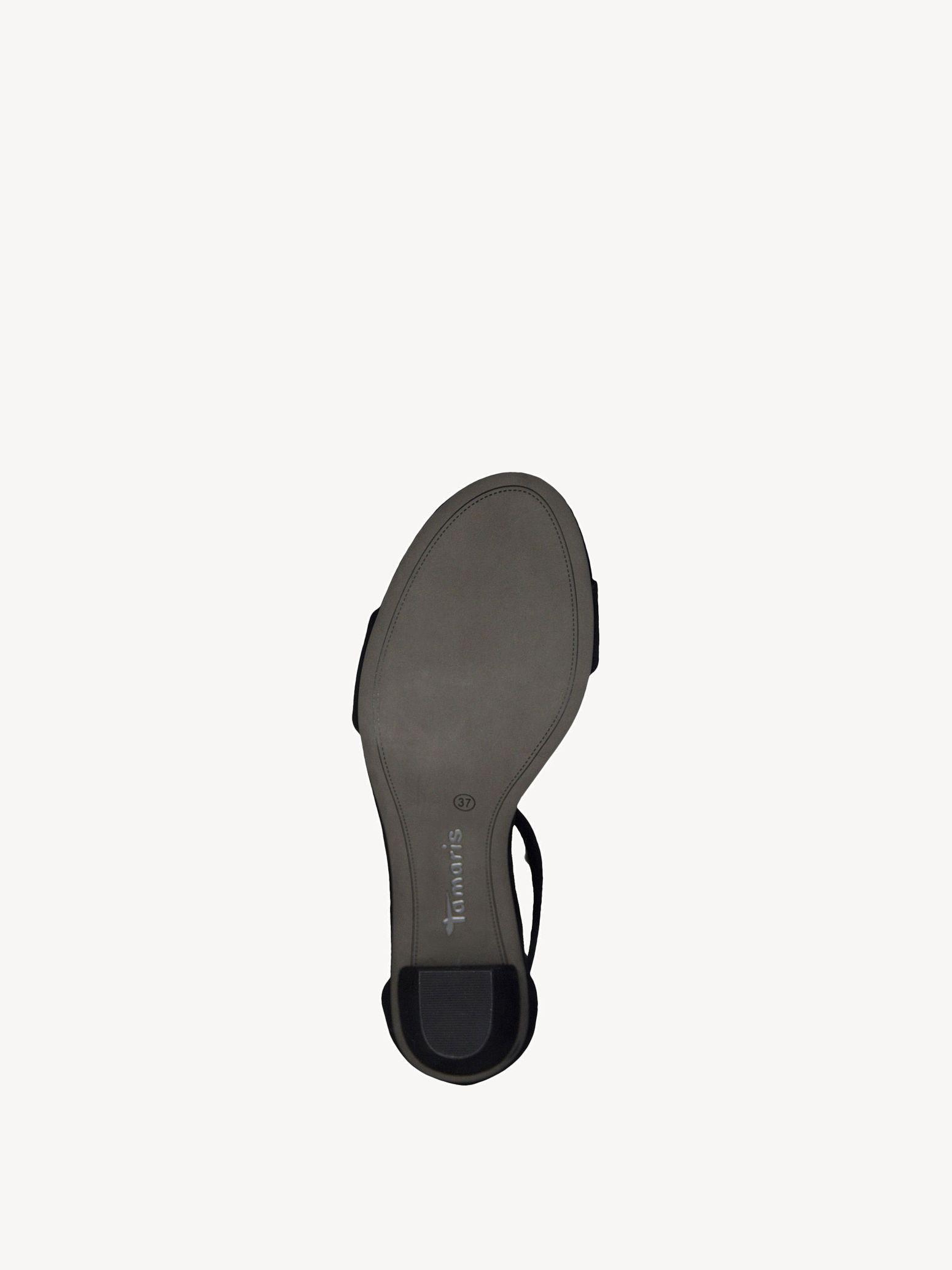 Schwarze Tamaris Sandalen online kaufen | Unverzichtbar für