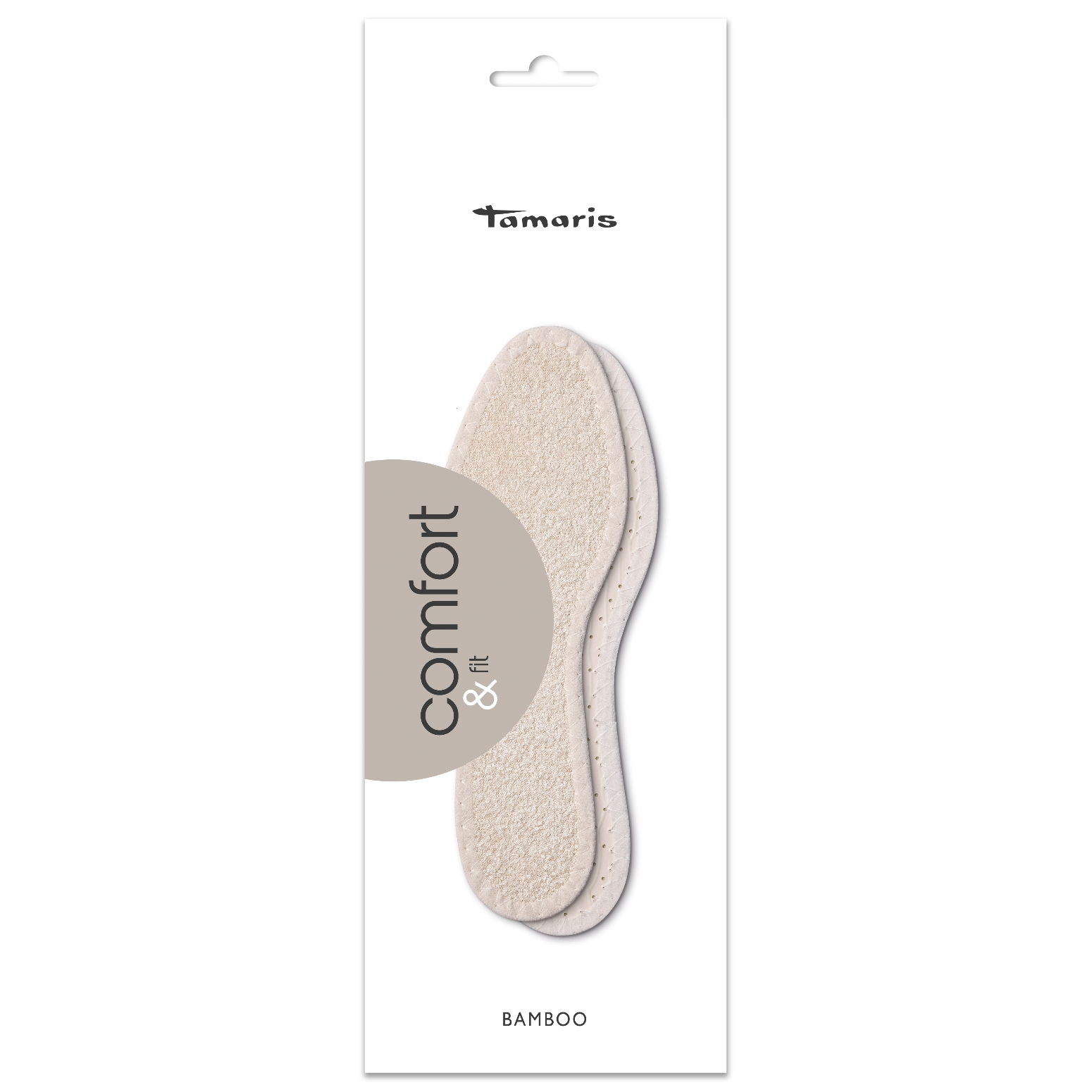 Bamboo Barefoot Insole