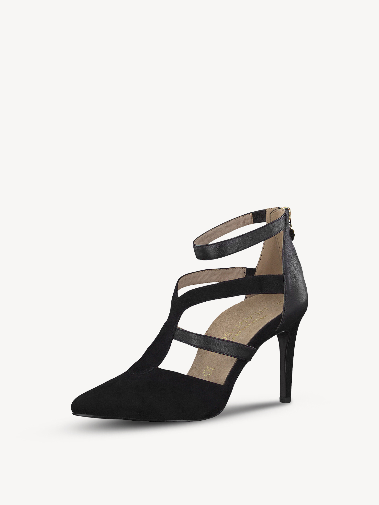 cheap for discount 5b72f 0ff87 Leder High Heel