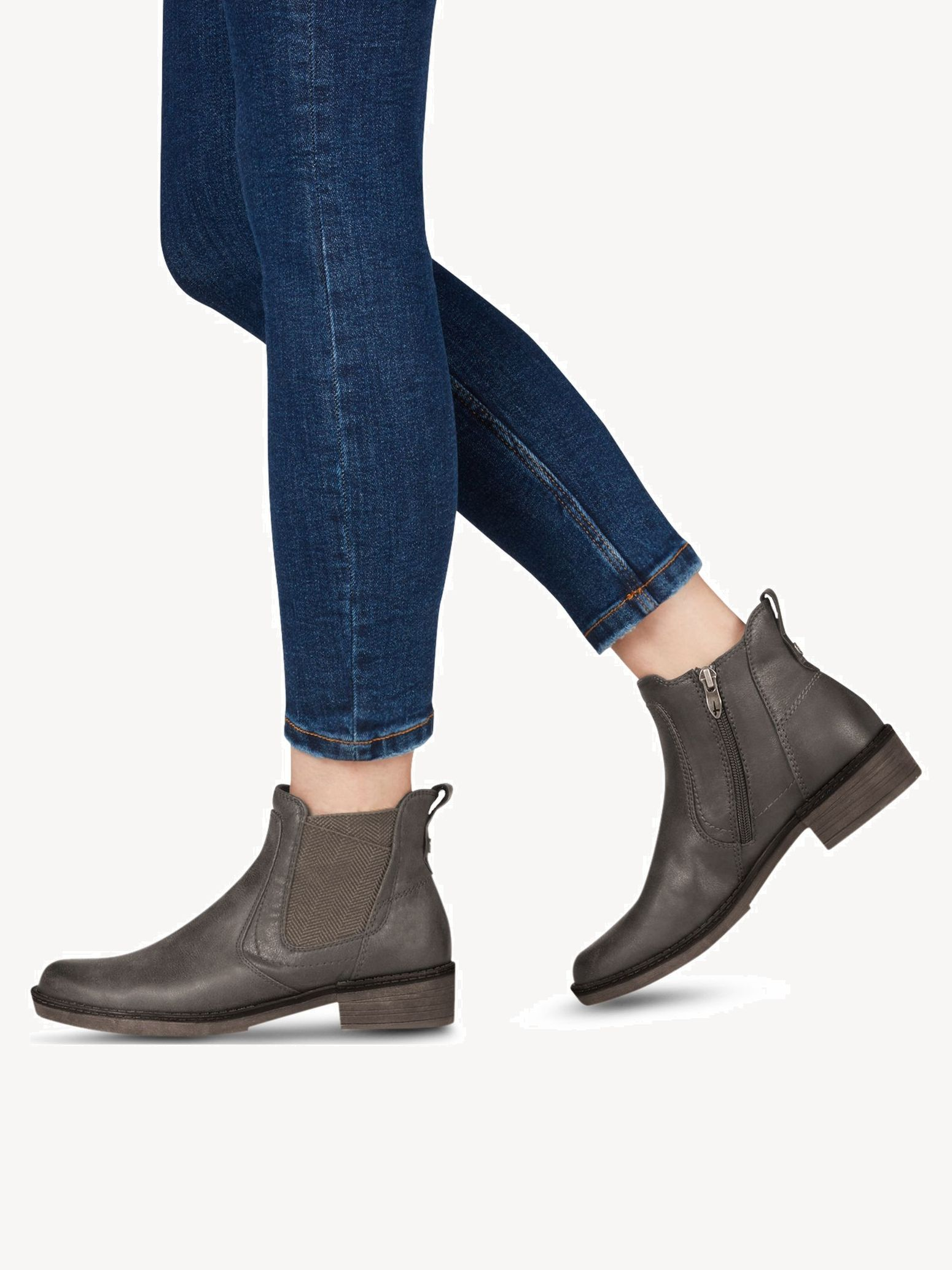 Chelsea Boot - braun, TAUPE, hi-res