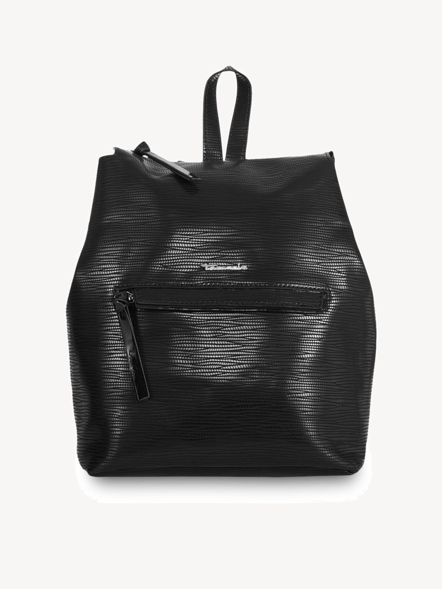 Mode TAMARIS Rucksack 'Babette' in schwarz Frauen Taschen