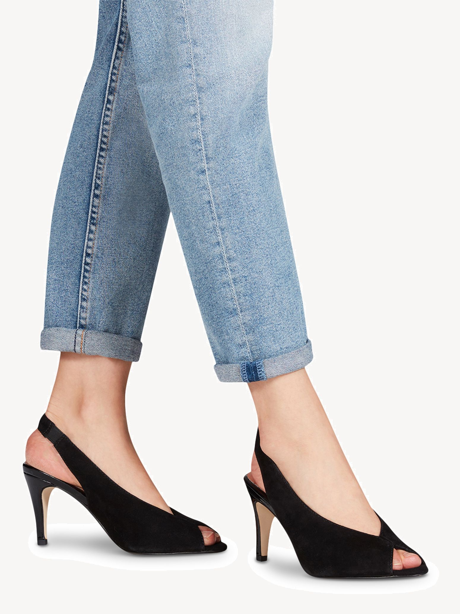 Leather High Heel 1 1 22433 21: Buy Tamaris High heels online!