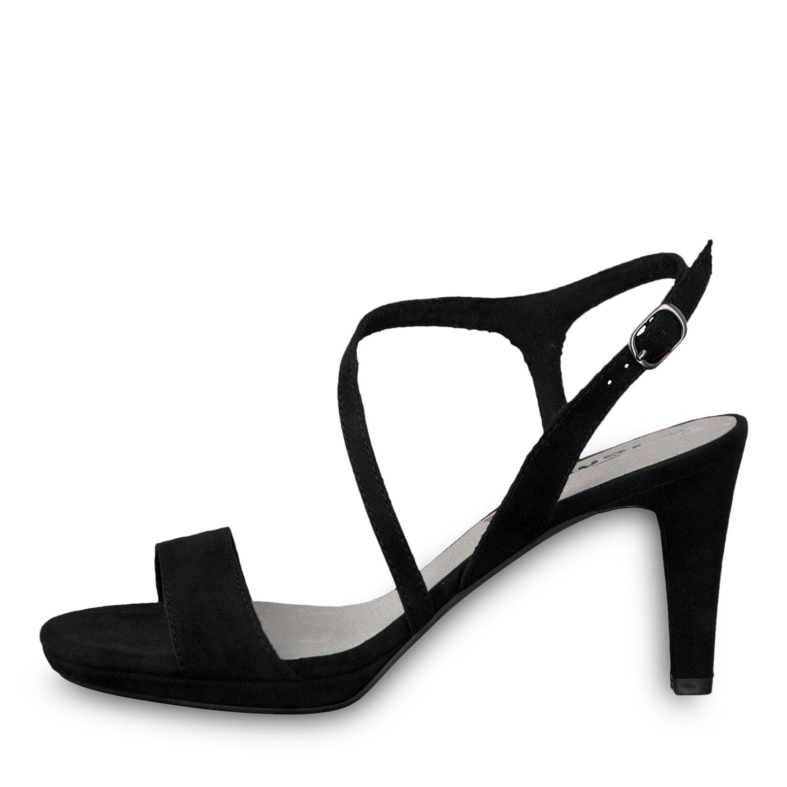 Tamaris High heeled sandals - white gehudnVIf