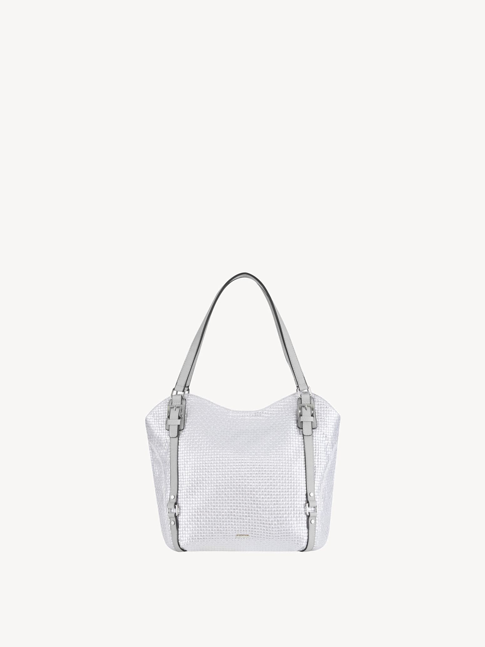 Shopping bag - silver