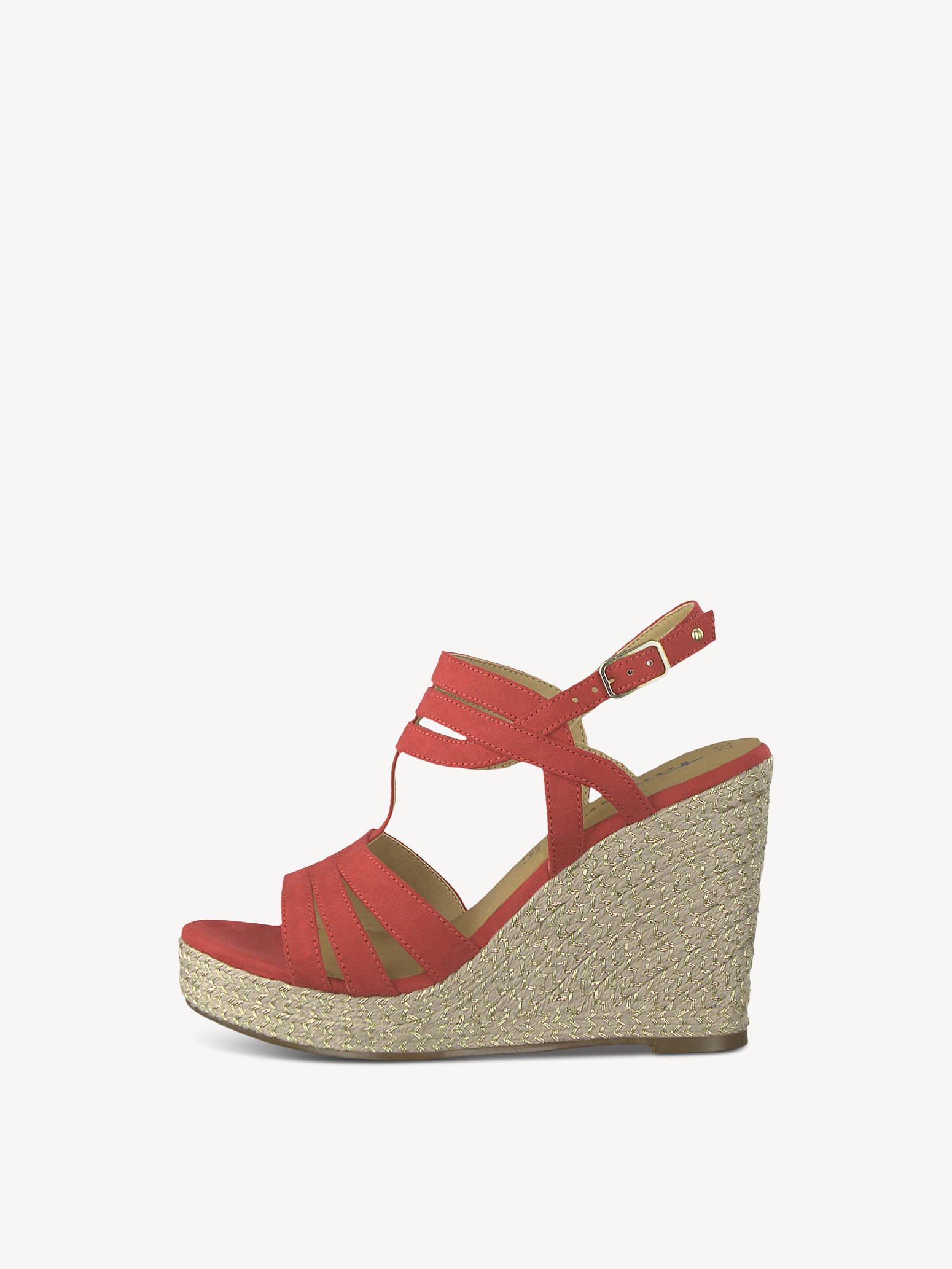 Tamaris 1 1 29605 22 515 rot Schuhe Sandalen Sandaletten
