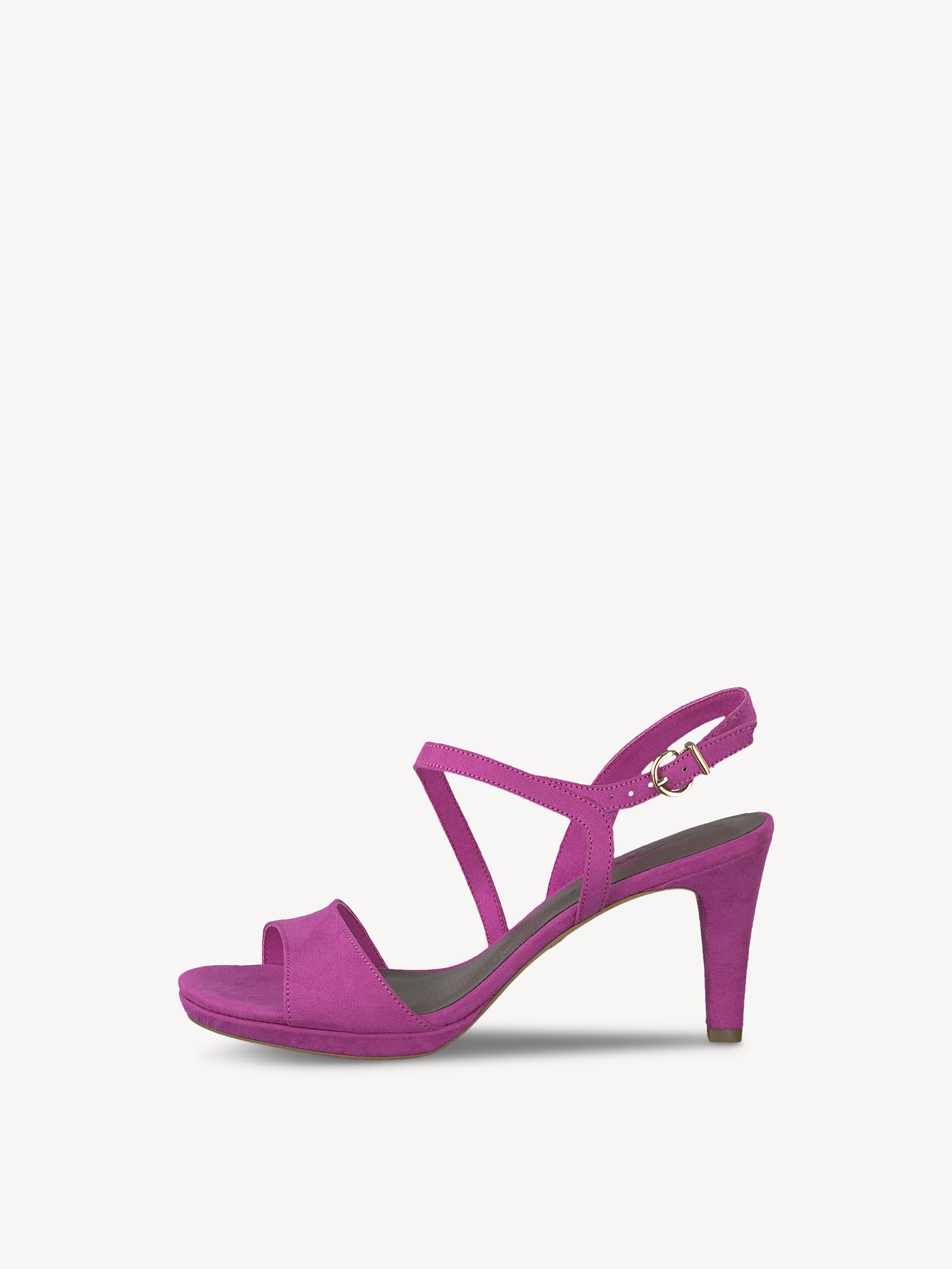 TAMARIS Sandale Sandalette Riemensandalette pink Gr. 41